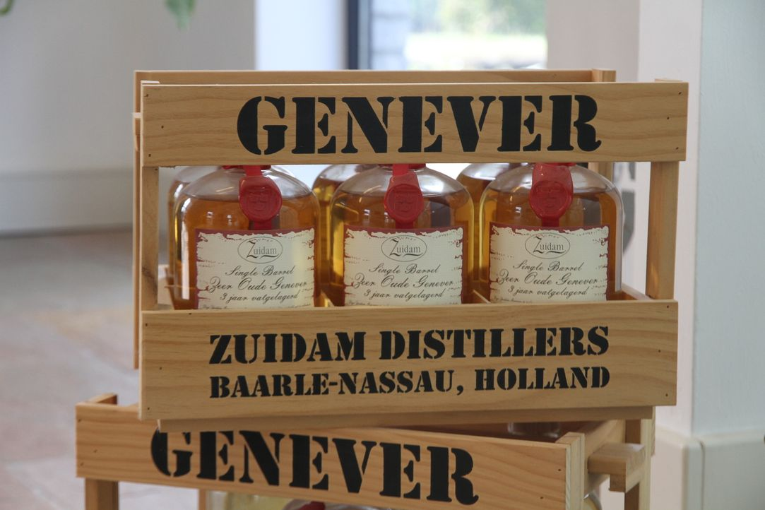 Genever ist das nationale Getränk in den Niederlanden und der Vorläufer zum allseits bekannten Gin ... - Bildquelle: 2014, The Travel Channel, L.L.C. All Rights Reserved.