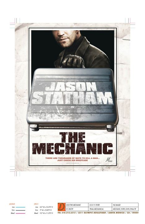 THE MECHANIC - Bildquelle: 2010 SCARED PRODUCTIONS, INC.