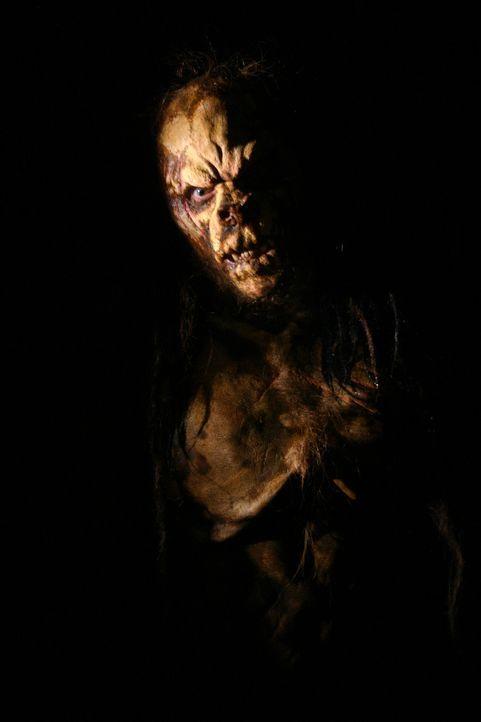 Dumm gelaufen: Eine Rasse uralter Kreaturen, die auch vor Kannibalismus nicht zurückschrecken, lebt in den Höhlen der Insel, auf der Liz und ihre... - Bildquelle: Voltage Pictures