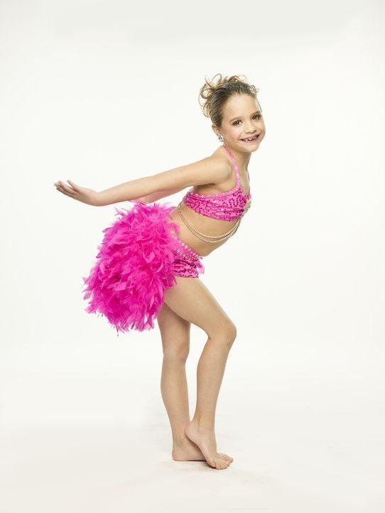 Tanzt für ihr Leben gerne: Mackenzie ... - Bildquelle: Richard McLaren 2012 A+E Networks