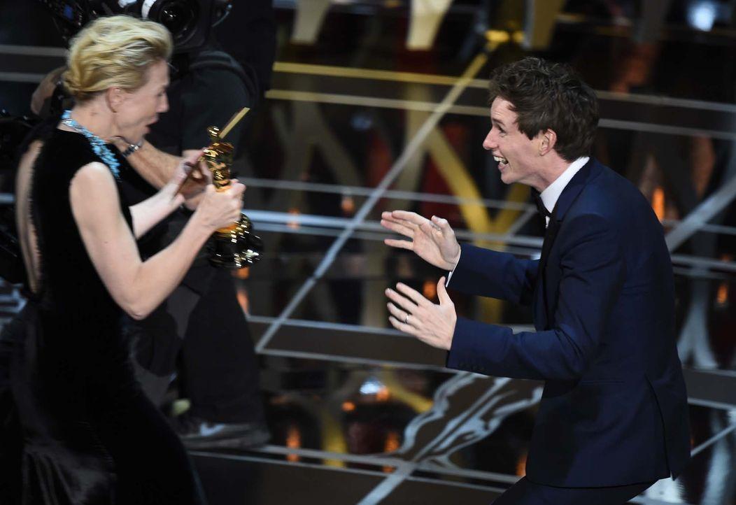 Oscar-150222-Show-getty-AFP (6) - Bildquelle: AFP PHOTO / Robyn BECK