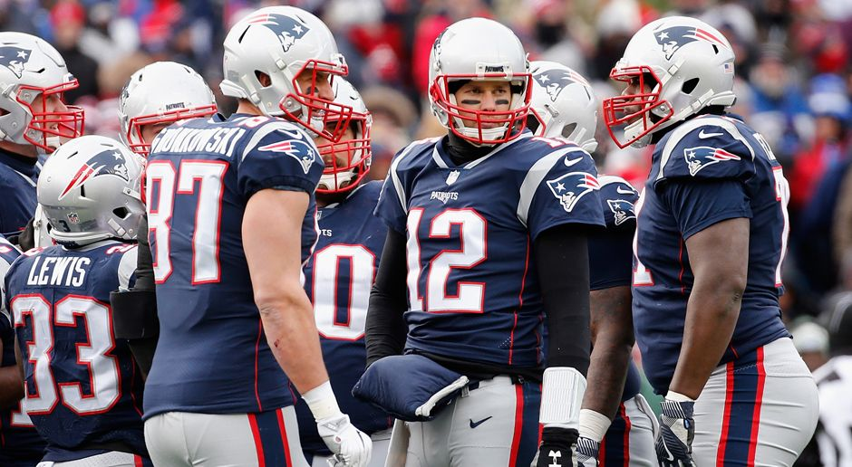 1. New England Patriots - Bildquelle: 2017 Getty Images