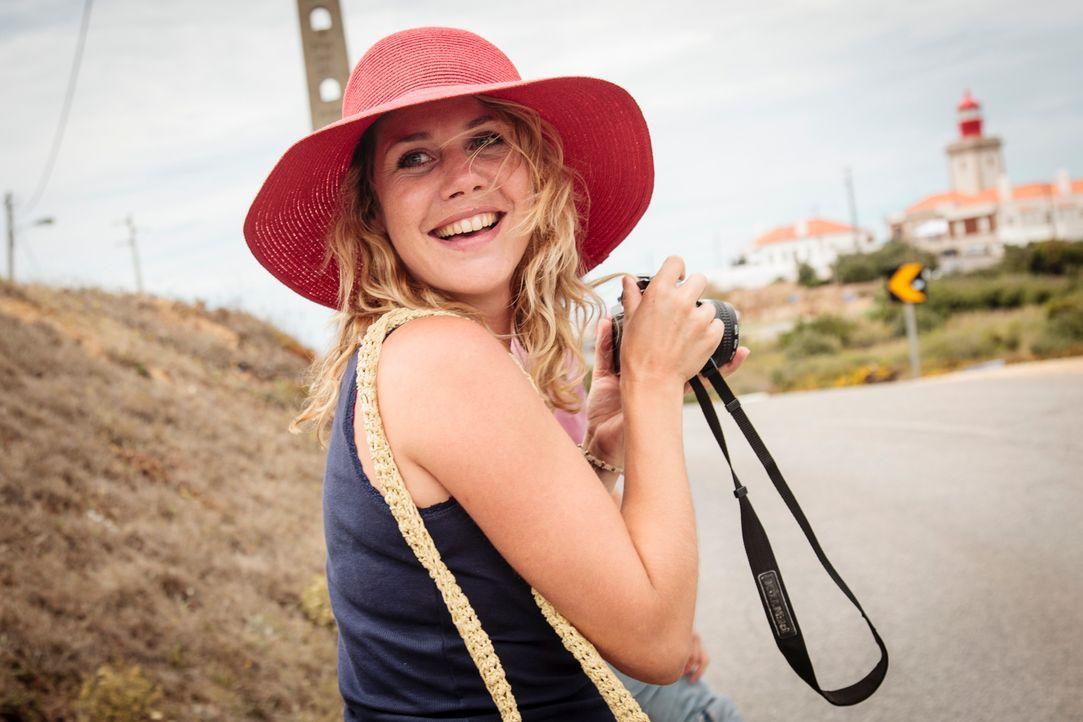 Interview Felicitas Woll 4 - Bildquelle: SAT.1/Joao Tuna