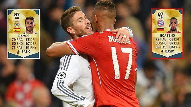 Top 10 Die Besten Verteidiger In Fifa 16