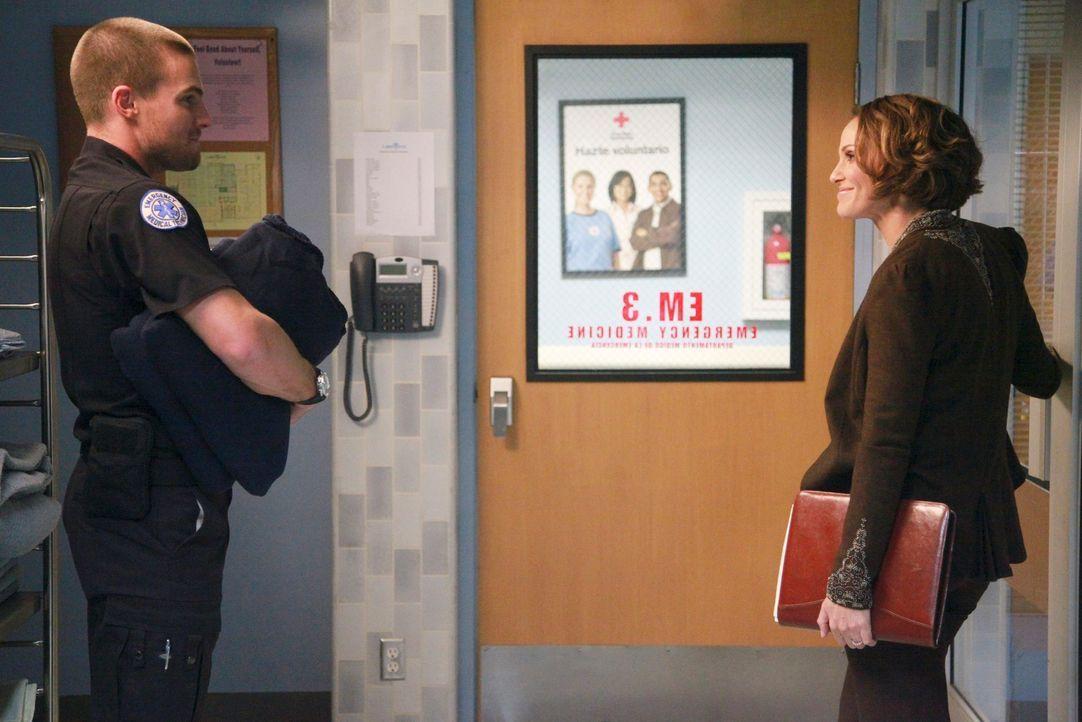 Pete, Violet, Sam und Addison versuchen jeder auf seine eigene Weise, sich an ein neues Leben als Single zu gewöhnen. Während Addison sich fragt,... - Bildquelle: ABC Studios