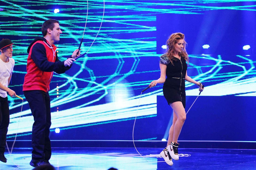 Got-To-Dance-International-Show-Team-09-SAT1-ProSieben-Guido-Engels - Bildquelle: SAT.1/ProSieben/Guido Engels