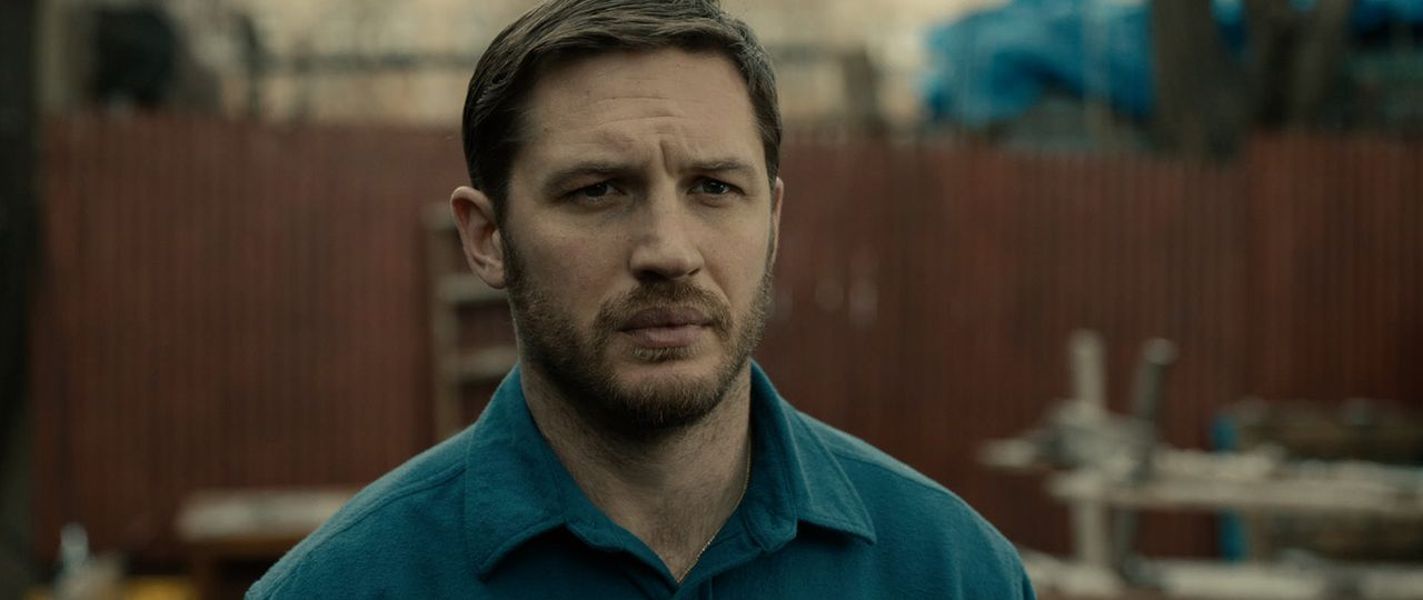 Der unbedarfte Barkeeper Bob Saginowski (Tom Hardy) legt sich in Brooklin mit einem berüchtigten Gangster an ... - Bildquelle: 2014 Twentieth Century Fox Film Corporation.  All rights reserved.
