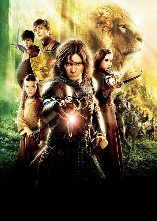 Die Chroniken von Narnia: Prinz Kaspian - Artwork - Bildquelle: Disney - ABC - ESPN Television