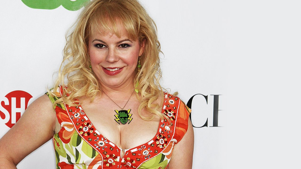 kirsten-vangsness-09-08-03-locken-getty-AFP - Bildquelle: getty-AFP