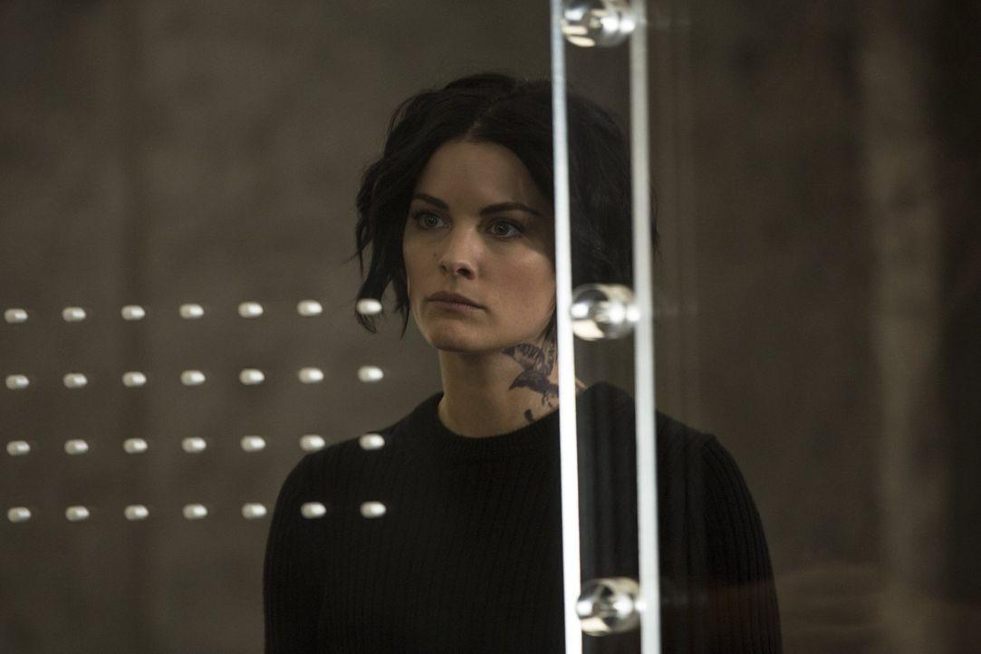 Weiß nicht, wie weit sie ihrem Bruder vertrauen kann: Jane (Jaimie Alexander) ... - Bildquelle: Warner Brothers
