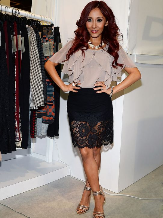 Nicole-Snooki-Polizzi-14-02-18-getty-AFP - Bildquelle: getty-AFP