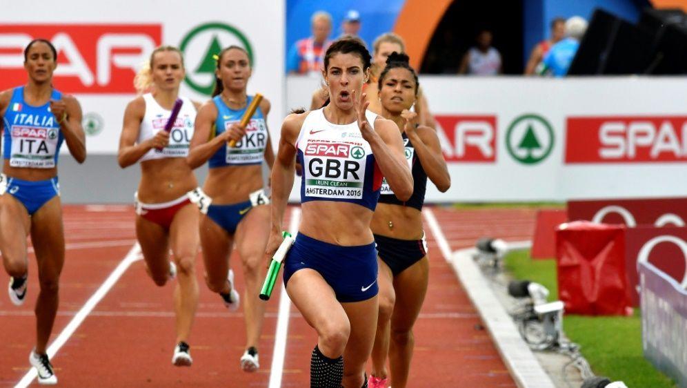 Die Leichtathletik-EM startet Anfang August - Bildquelle: PIXATHLONPIXATHLONSID