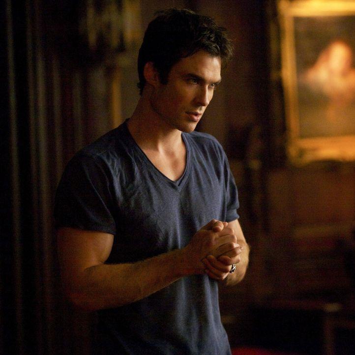Damon will zur Tat schreiten - Bildquelle: Warner Brothers Entertainment Inc.