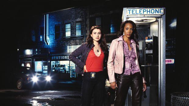 (2. Staffel) - Ein starkes Team: Nicole Scott (Vivica A. Fox, r.) und Jess Ma...