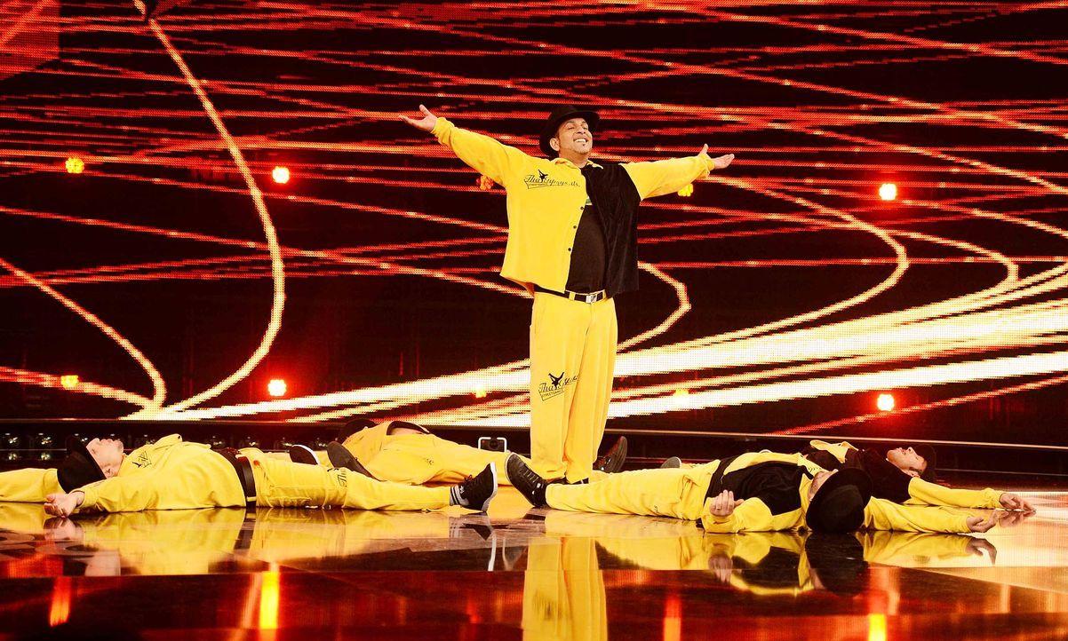 Got-To-Dance-tha-Gipsys-05-SAT1-ProSieben-Willi-Weber - Bildquelle: SAT.1/ProSieben/Willi Weber
