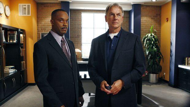 Werden mit einem neuen Fall beauftragt: Vance (Rocky Carroll, l.) und Gibbs (...