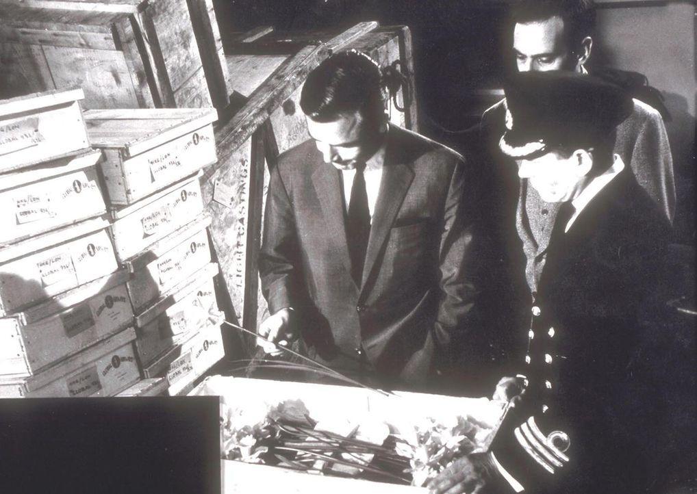Mordserie in London: Junge Mädchen aus der Drogenszene werden erstochen aufgefunden, neben den Leichen liegen gelbe Narzissen. Sicherheitschef Jack... - Bildquelle: Goldstone Film Enterprises