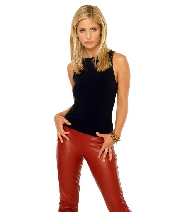 (4. Staffel) - Buffy (Sarah Michelle Gellar) sagt Dämonen und Vampiren den Kampf an ... - Bildquelle: Twentieth Century Fox Film Corporation.