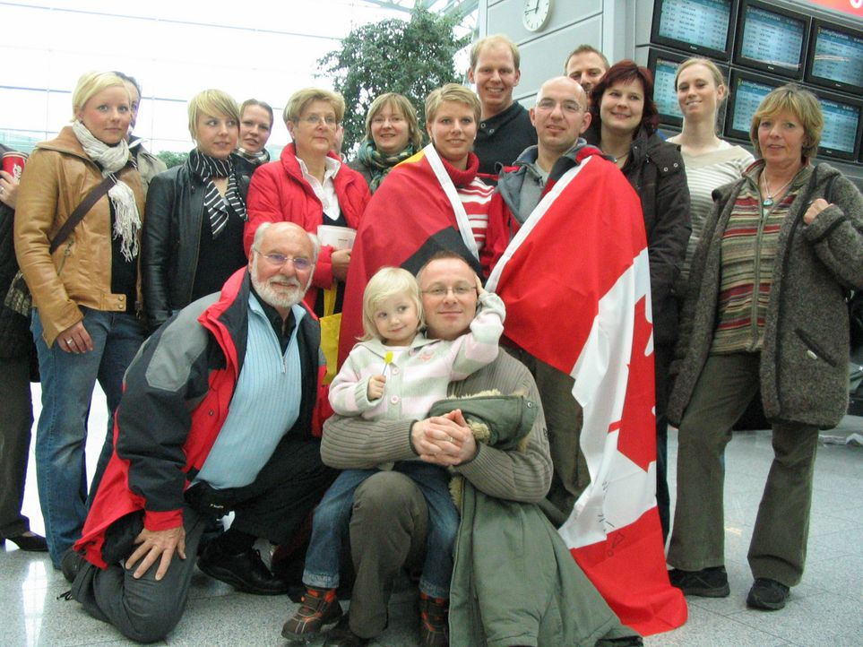 Heiko und Veronika Hoffmann wollen in Vancouver, Kanada ein neues Leben beginnen. - Bildquelle: kabel eins