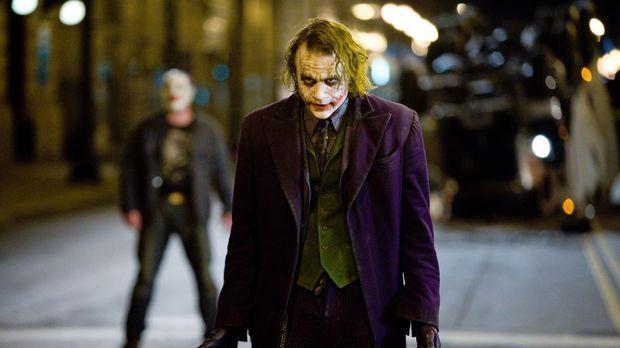 Will die Welt brennen sehen: der Joker (Heath Ledger) ... © Warner Bros.