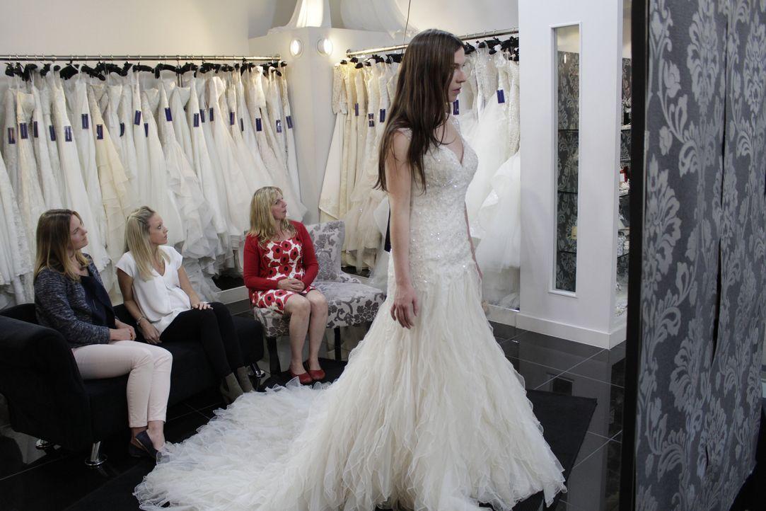 Für Braut Hannah spielt Geld keine Rolle. Sie möchte an ihrem Hochzeitstag w... - Bildquelle: TLC & Discovery Communications