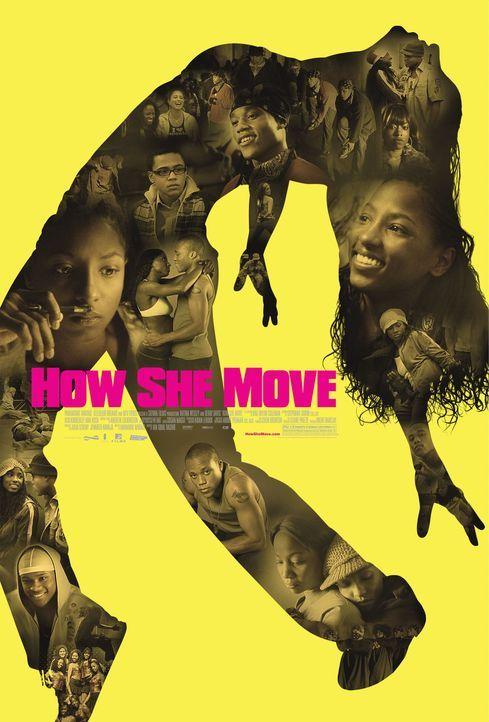 HOW SHE MOVE - Plakatmotiv - Bildquelle: Paramount Pictures