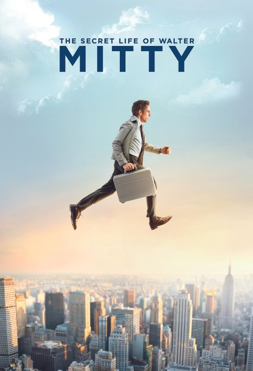 Das erstaunliche Leben des Walter Mitty - Artwork - Bildquelle: 2013 Twentieth Century Fox Film Corporation.  All rights reserved.