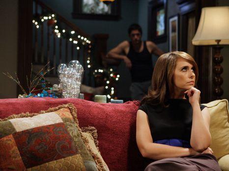 Ghost Whisperer - Melinda (Jennifer Love Hewitt, r.) zerbricht sich mal wiede...