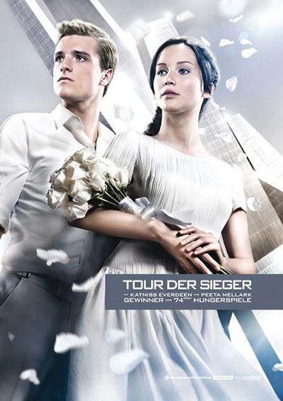 "Neues ""Catching Fire""-Film-Plakat - Bildquelle: Studiocanal"
