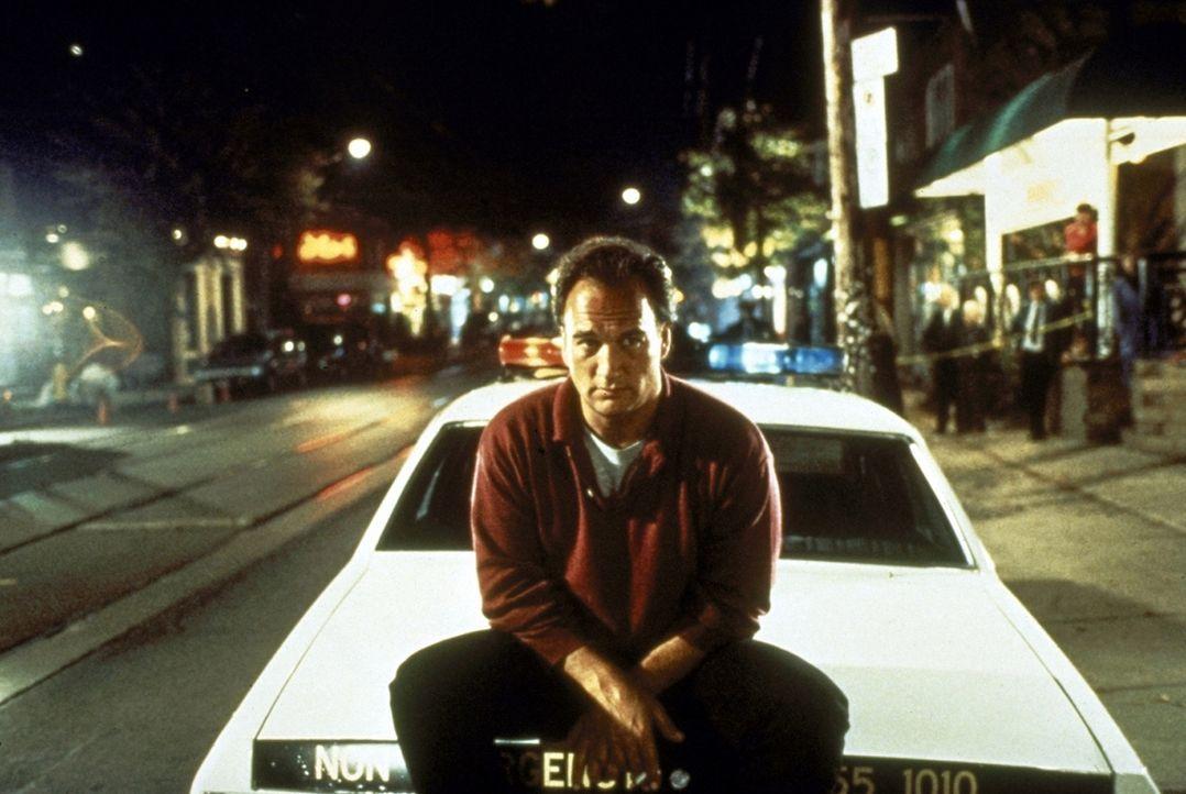 Der vergnügungssüchtige CIA-Agent und Frauenheld Shayne Royce (James Belushi) wird auf einen gefährlichen Fall angesetzt ... - Bildquelle: Showtime Networks Inc.