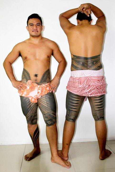 Tattoos-Samoa1-dpa - Bildquelle: dpa