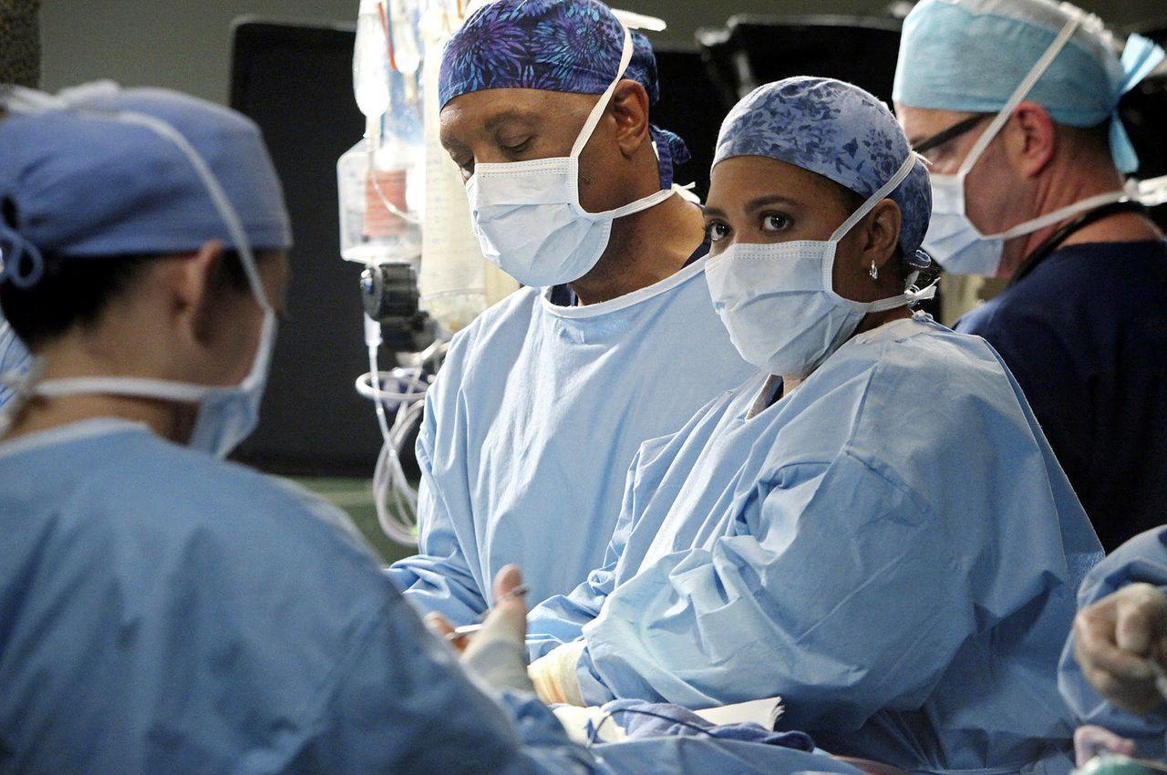 Grey\'s Anatomy - Bilder - Staffel 7 - Folge 18 - Der Song hinter dem ...
