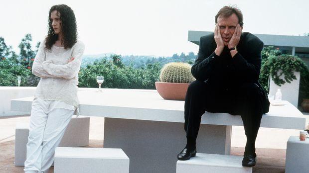 Jobs weg und Ehe kaputt: Katherine (Judy Davis, l.) und Peter Witner (Peter W...
