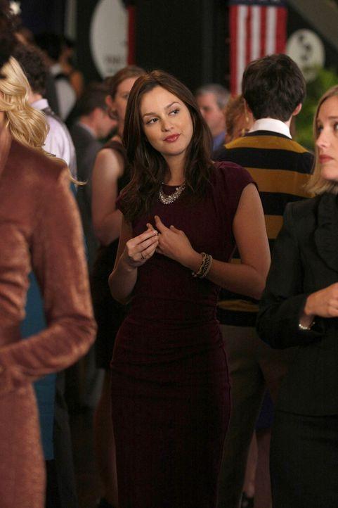 Blair (Leighton Meester) zeigt nicht, wie sehr sie der Streit mit Serena trifft. - Bildquelle: Warner Bros. Television