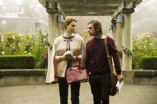 Als Eliza (Esmé Bianco, l.) im Brakebills College ankommt, erfährt sie, dass...