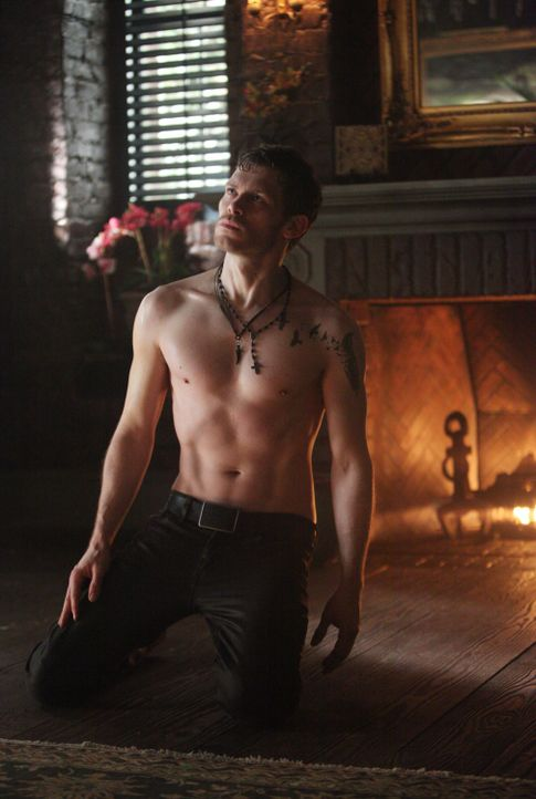 Klaus Mikaelson - Bildquelle: Warner Bros. Entertainment Inc.