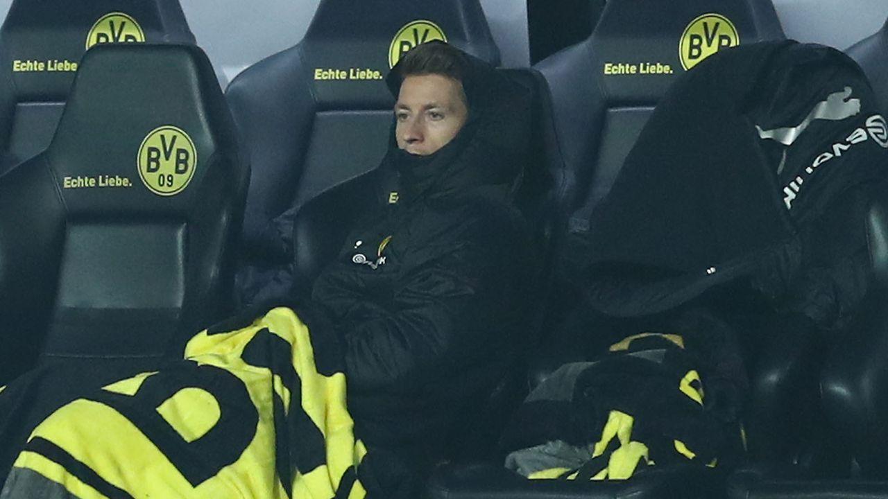 Verlierer: Marco Reus (Borussia Dortmund)  - Bildquelle: 2019 Getty Images
