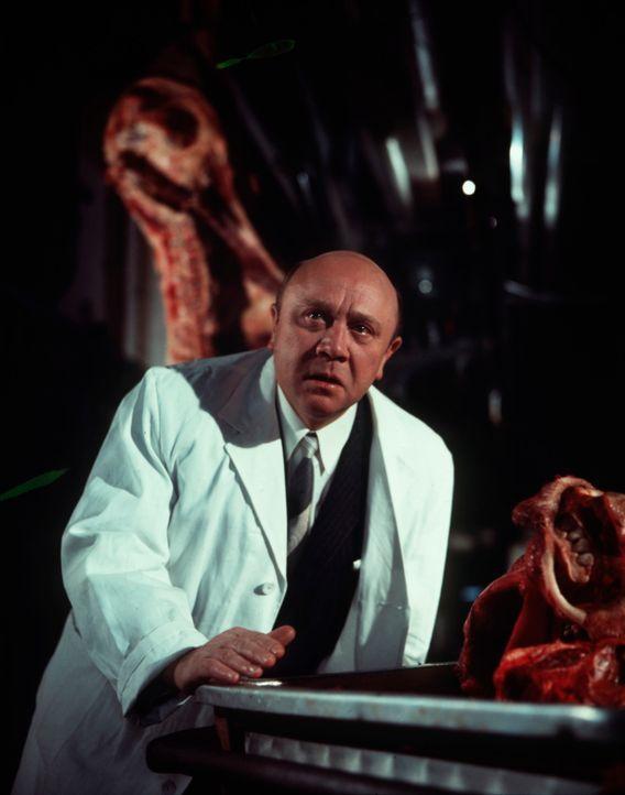Welche Rolle spielt der zweifelhafte Fleischfabrikmanager Baxter (Werner Peters)? - Bildquelle: Constantin Film