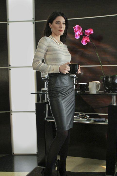 Olivia (Jaime Murray) führt mal wieder nichts Gutes im Schilde ... - Bildquelle: 2011 THE CW NETWORK, LLC. ALL RIGHTS RESERVED