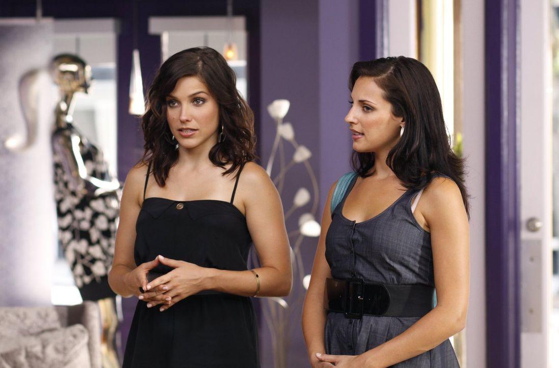 Steht Brooke (Sophia Bush, l.) zur Seite: Millicent (Lisa Goldstein, r.) ... - Bildquelle: Warner Bros. Pictures