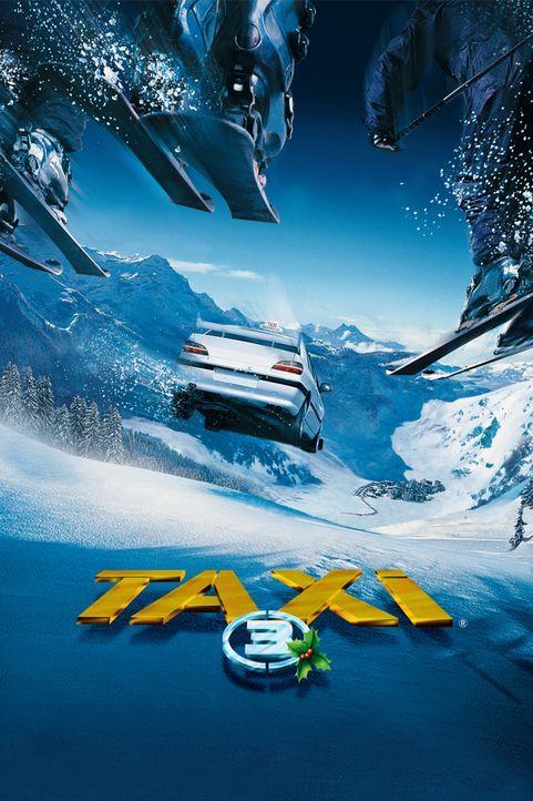 Taxi 3 - Artwork - Bildquelle: Tobis Film GmbH & Co. KG
