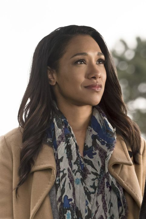 Setzt ihr Leben aufs Spiel, um die Stadt und auch Barry zu retten: Iris (Candice Patton) ... - Bildquelle: Warner Bros. Entertainment, Inc.