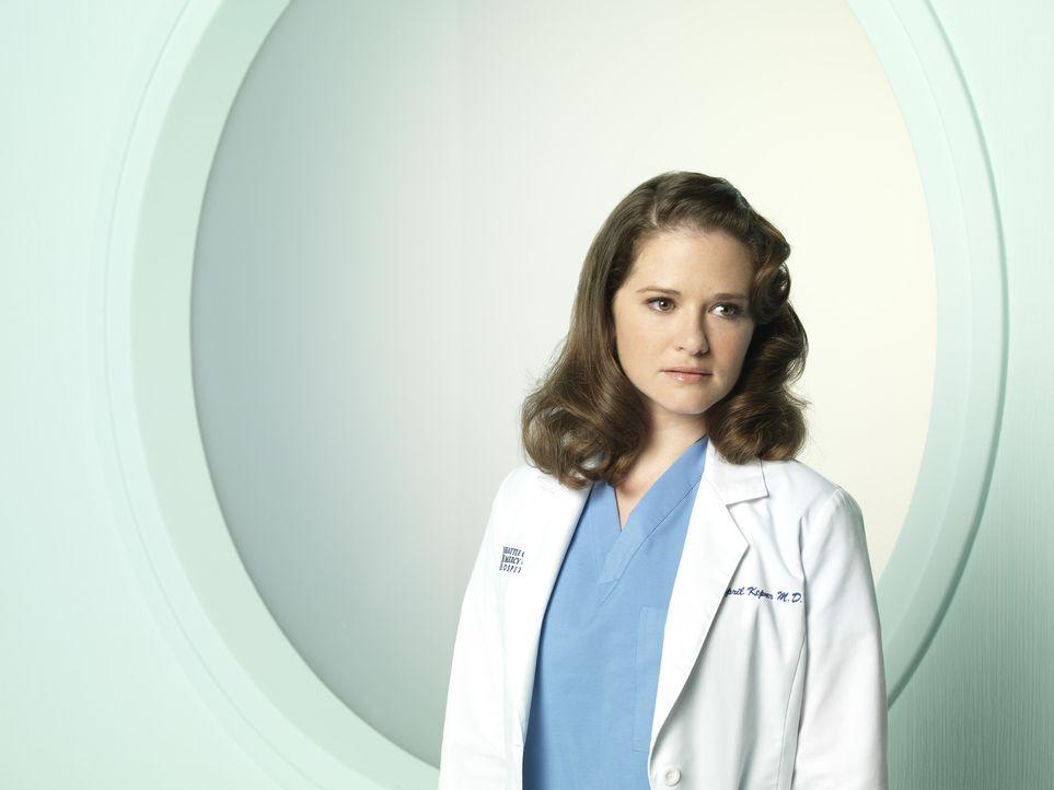 (8. Staffel) - Stellt sich immer wieder neuen Herausforderungen: April (Sarah Drew) ... - Bildquelle: ABC Studios