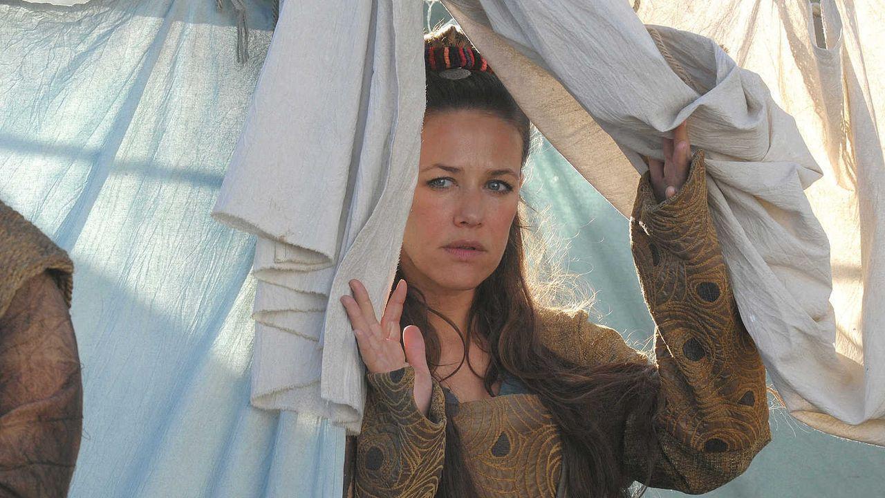 Als wichtigste Frau in Andrejs Harem taucht Marie (Alexandra Neldel) ein in eine ihr völlig unbekannte Welt, die sie allerdings nach geraumer Zeit l... - Bildquelle: Jiri Hanzl SAT.1