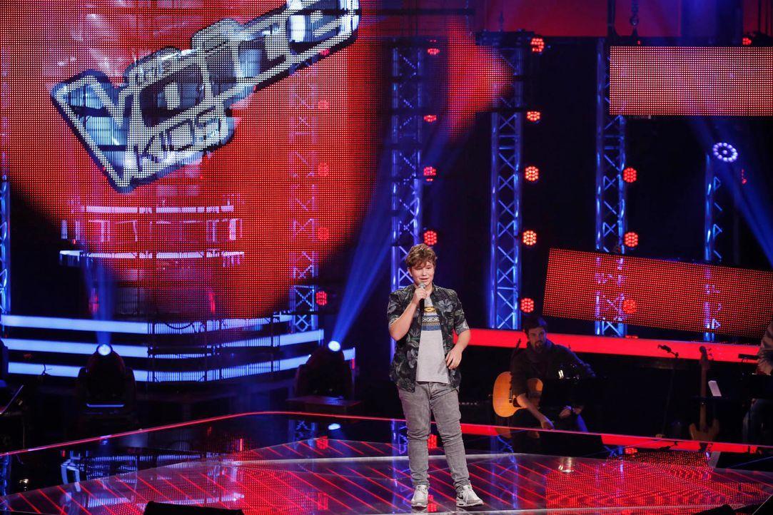 The-Voice-Kids-Stf04-Epi03-Danach-30-Ridon-SAT1-Richard-Huebner - Bildquelle: SAT.1/ Richard Hübner