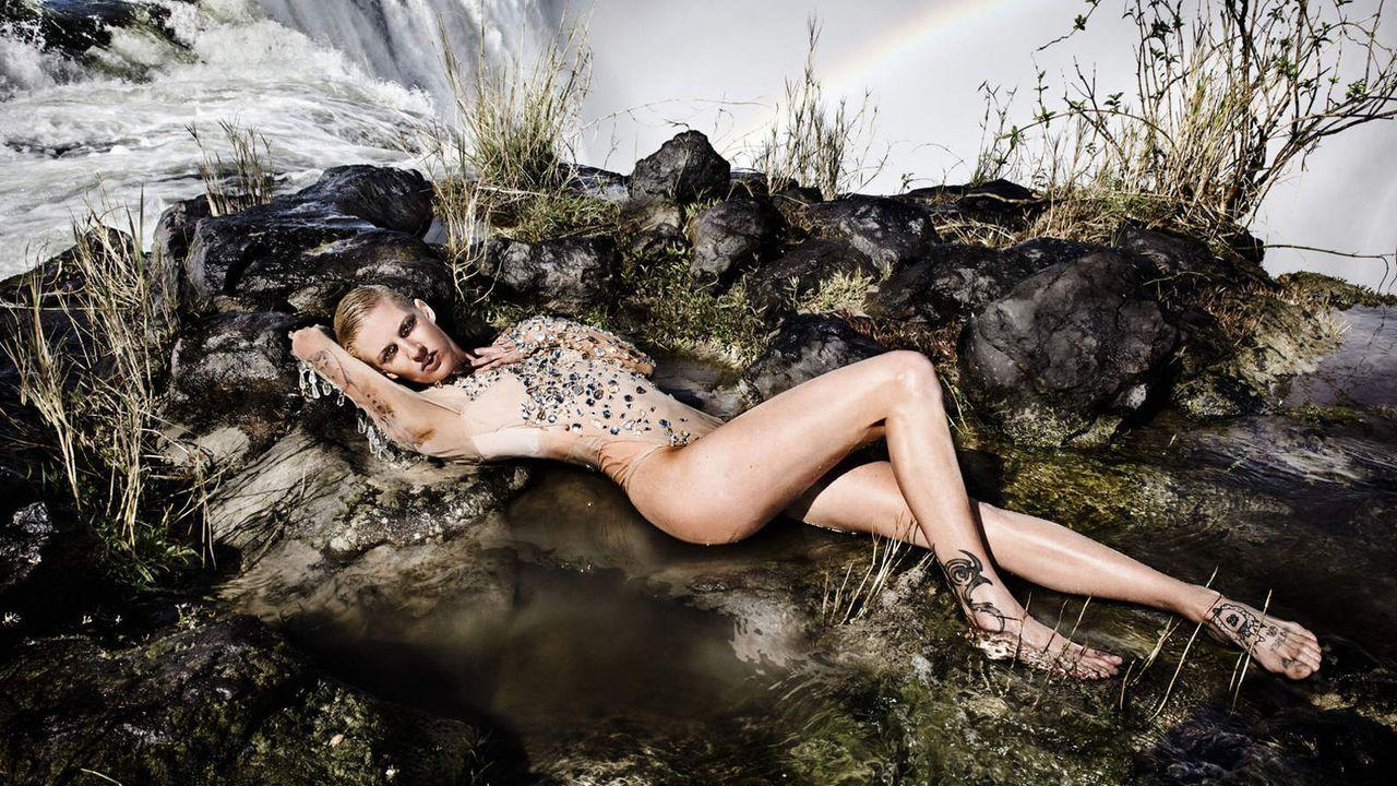 MDSS-Wasserfall-Shooting-Nina-Sat1-Oliver-Gast - Bildquelle: SAT.1/Oliver Gast