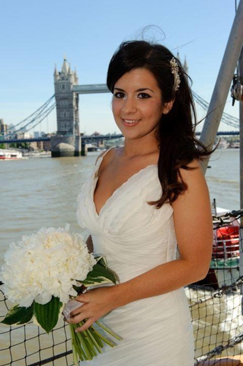 Die baldige Braut Reanna (Bild) wünscht sich eine opulente griechische Hochzeit mit allem was dazugehört. Auch ihre zypriotische Verwandtschaft freu...
