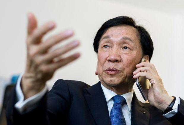 Wu Ching-Kuo ist nicht mehr Präsident des AIBA