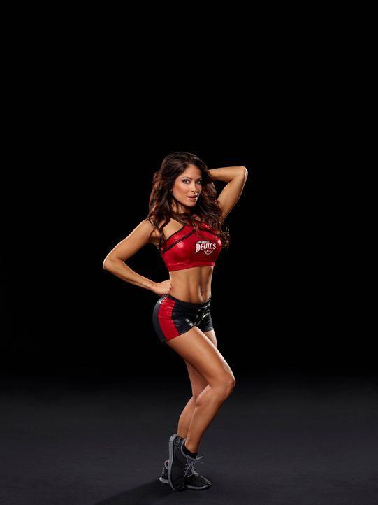 """(1. Staffel) - Das Leben der """"Los Angeles Devils"""" ist gefüllt mit Intrigen, Konkurrenzkämpfen, Liebe und Betrug, das erkennt auch Raquel Saldana (Va... - Bildquelle: 2013 Starz Entertainment LLC, All rights reserved"""