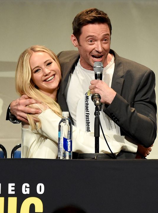 Comic-Con-2015-13-lawrence-jackman-getty-AFP - Bildquelle: getty-AFP